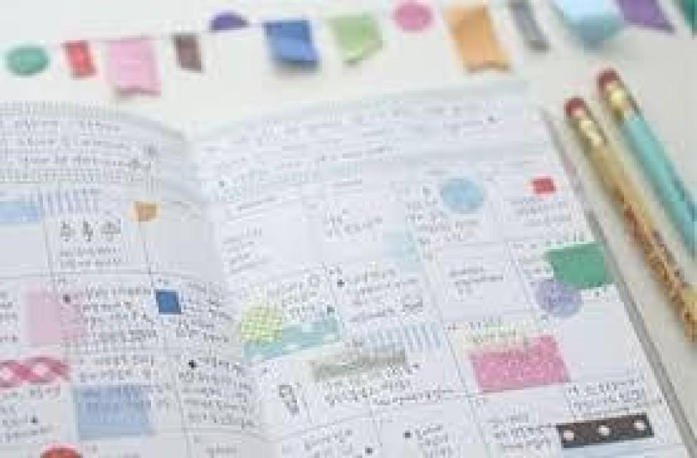 10月4日 スケジュール帳管理術とローフード♪