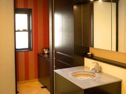 「家事ラクは洗濯動線で決まる♪」浜松市のパッシブ新築注文住宅・リフォームの桑原建設