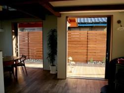 家の中と外をつなぐ上質なプライベート空間