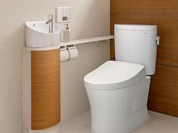 """一体型ではない""""組み合わせ型トイレ""""のメリットとは?"""